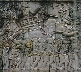 Key Featues of the Khmer Empire - Welcome to Angkor Watt Historical